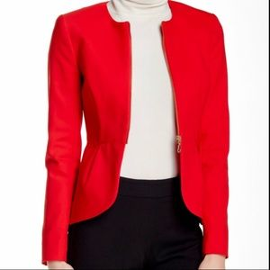 French Connection Romeo Stretch Fitted Jacket US10